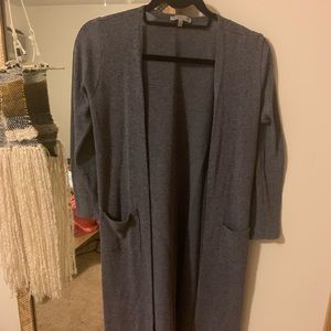 Charlotte Russe Duster Cardigan